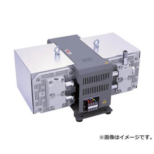 ULVAC ダイアフラム型ドライ真空ポンプ DAL361S [r20][s9-910]