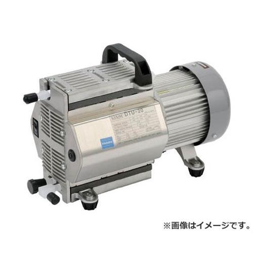 ULVAC ダイアフラム型ドライ真空ポンプ DTU20 [r20][s9-910]
