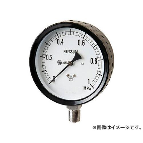 右下 ステンレス圧力計 G3112610.6MP [r20][s9-910]