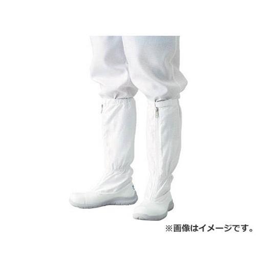 ADCLEAN シューズ・安全靴ロングタイプ 24.0cm G7760124.0 [r20][s9-910]