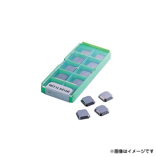 三菱 P級VPコートフライスチップ COAT XDGT1550PDERG40 ×10個セット (VP15TF) [r20][s9-910]