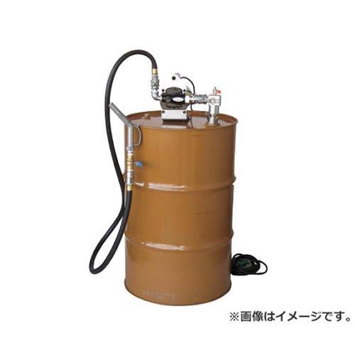 アクアシステム 高粘度オイル電動ドラム缶用ポンプ(100V) オイル 油 EVD100 [r20][s9-940]