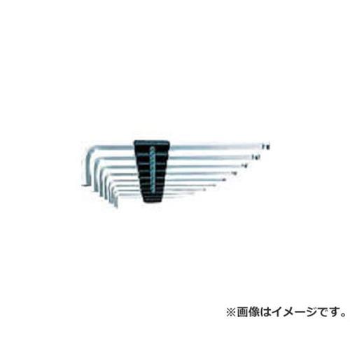 KTC ハイグレードボールポイントL形ロング六角棒レンチセット [r20][s9-910]