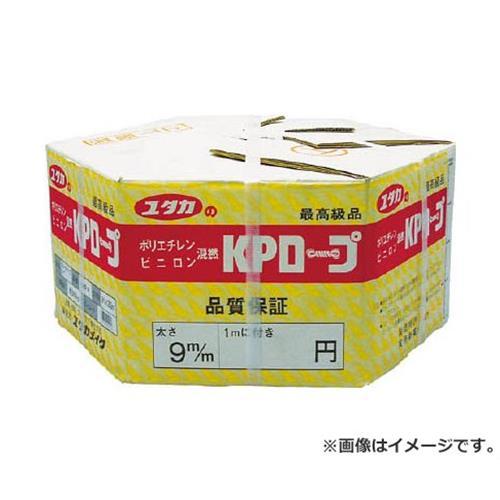 ユタカ KPメーターパックロープ 9mm×200m KMP9 [r20][s9-910]