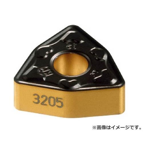 サンドビック T-Max P 旋削用ネガ・チップ 3205 WNMG080408KM ×10個セット (3205) [r20][s9-910]