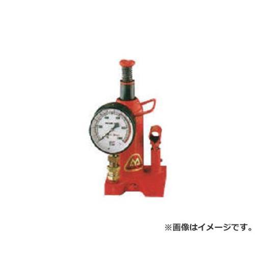 マサダ ゲージ付油圧ジャッキ 20TON MH20P [r20][s9-930]