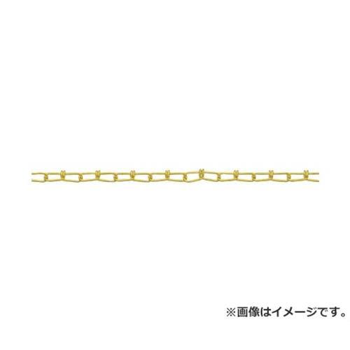 ニッサチェイン 真鍮キリンスビクターチェイン 2.6mm×30m BV26 [r20][s9-910]
