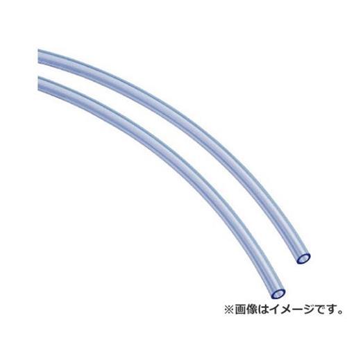 ピスコ ソフトポリウレタンチューブ クリアブルー 10×6.5mm 100M UC1065100CB [r20][s9-910]