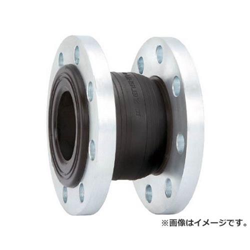 ゴム製防振継手(フランジ型) ZRJB100 [r20][s9-910]