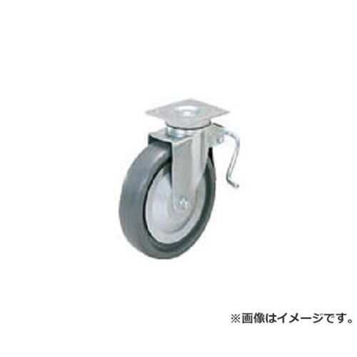 スガツネ工業 重量用キャスター径152自在ブレーキ付SE(200ー012ー447 SUGT406BPSE [r20][s9-910]