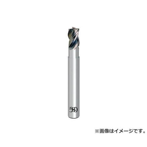 OSG 超硬エンドミル CAPKE10XR0.5 [r20][s9-910]