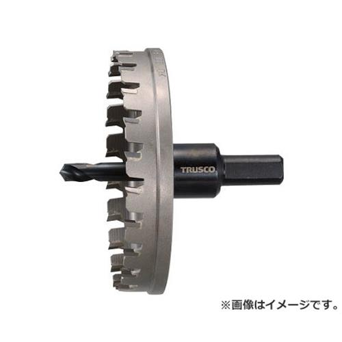 TRUSCO 超硬ステンレスホールカッター 100mm TTG100 [r20][s9-910]