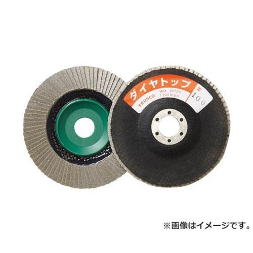 TRUSCO ダイヤトップ オールダイヤタイプ 100X15X16 100# PSDT100A (100) [r20][s9-910]