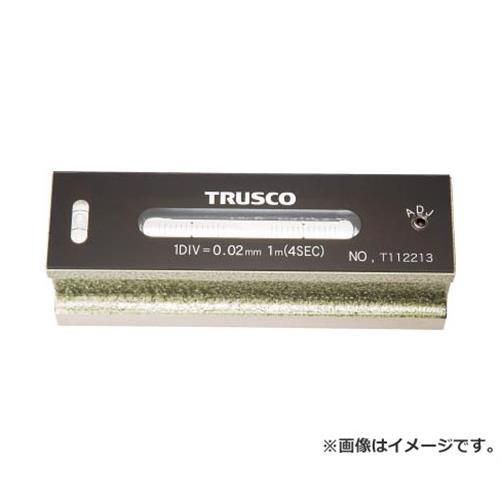 TRUSCO 平形精密水準器 B級 寸法150 感度0.02 TFLB1502 [r20][s9-920]