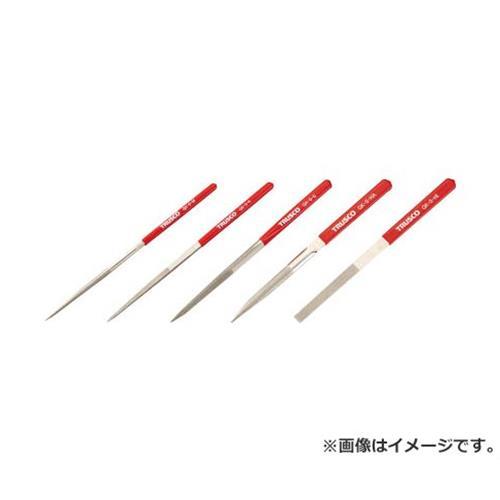 TRUSCO ダイヤモンドヤスリ 鉄工用 5本組 セット GK5SET [r20][s9-910]