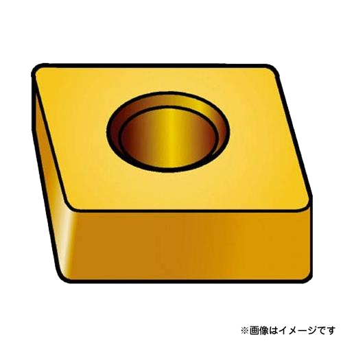 サンドビック T-Max 旋削用セラミックチップ 6050 CNGA120404S01525 ×10個セット (6050) [r20][s9-910]