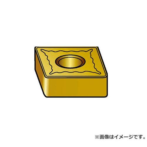サンドビック T-Max P 旋削用ネガ・チップ H13A CNMG120404QM ×10個セット (H13A) [r20][s9-830]