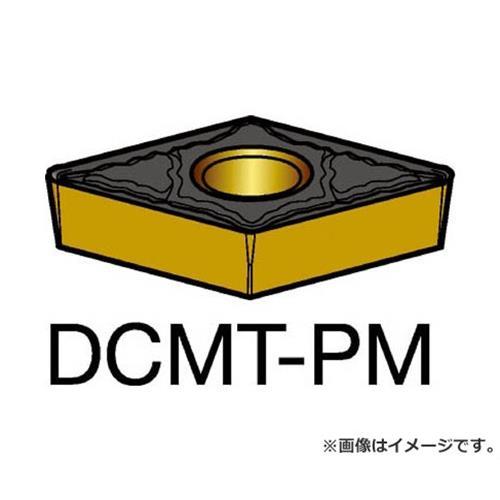 サンドビック コロターン107 旋削用ポジ・チップ 1525 DCMT11T304PM ×10個セット (1525) [r20][s9-910]