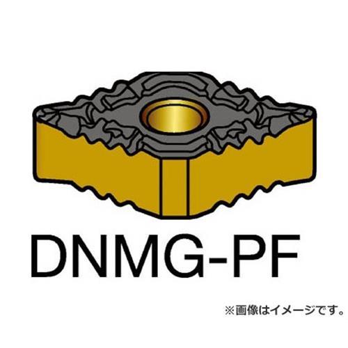 サンドビック T-Max P 旋削用ネガ・チップ 1525 DNMG110404PF ×10個セット (1525) [r20][s9-910]