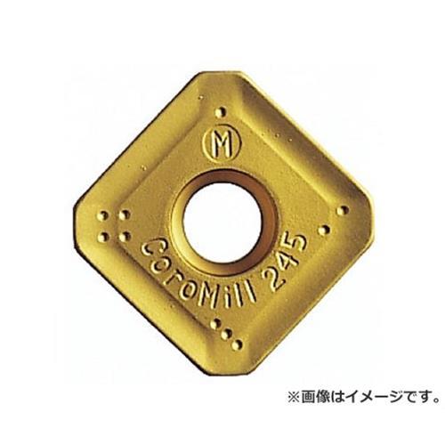 サンドビック コロミル245用チップ 4240 R24512T3MPM ×10個セット (4240) [r20][s9-910]