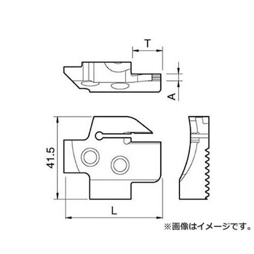 京セラ 溝入れ用ホルダ KGDFR1805BC [r20][s9-910]