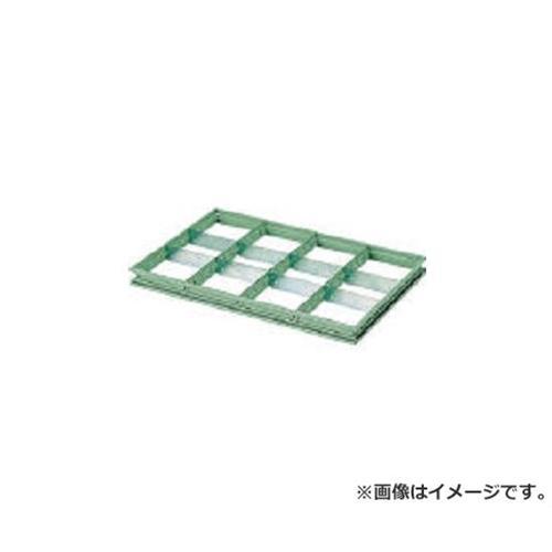 TRUSCO BM2型ワゴン用仕切板セット 浅型 BM2SST [r20][s9-900]