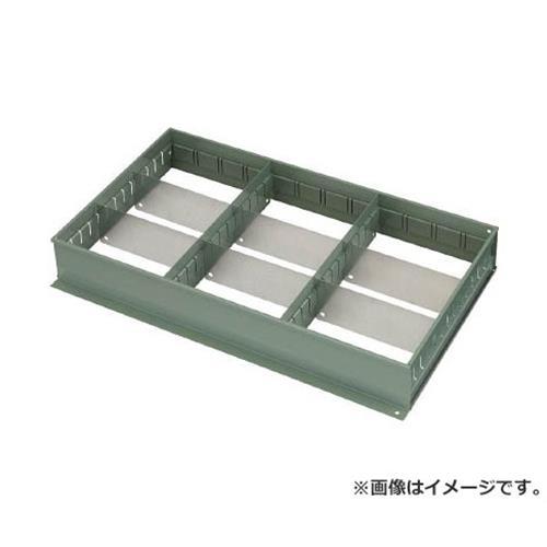 TRUSCO BM3型ワゴン用仕切板セット 深型 BM3LST [r20][s9-910]