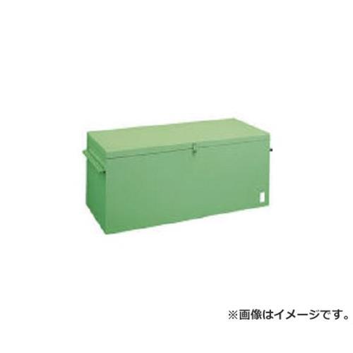 TRUSCO 大型車載用工具箱 棚1段付 900X520X650 FT9000 [r20][s9-930]