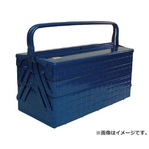 TRUSCO 3段式工具箱 472X220X343 ブルー GT470B [r20][s9-910]
