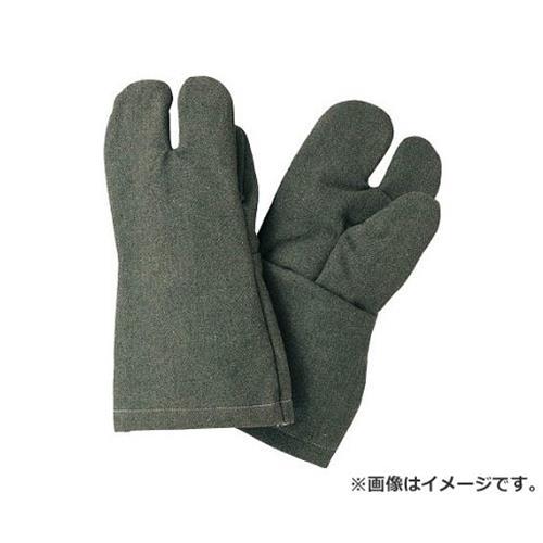 TRUSCO パイク溶接保護具 3本指手袋 PYRT3 [r20][s9-910]