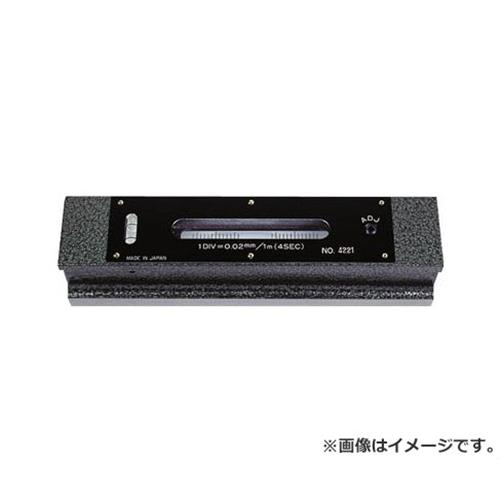 TRUSCO 平形精密水準器 B級 寸法150 感度0.05 TFLB1505 [r20][s9-920]