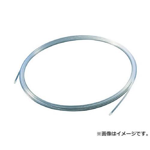 TRUSCO フッ素樹脂チューブ 内径4mmX外径6mm 長さ20m TPFA620 [r20][s9-910]