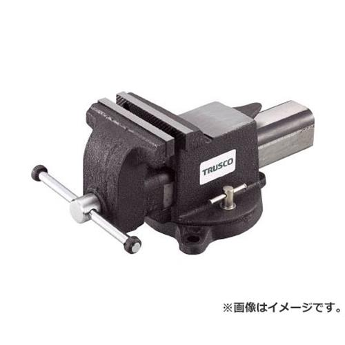 TRUSCO 回転台付アンビルバイス 125mm VRS125N [r20][s9-910]