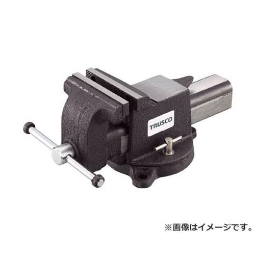 TRUSCO 回転台付アンビルバイス 200mm VRS200N [r20][s9-910]