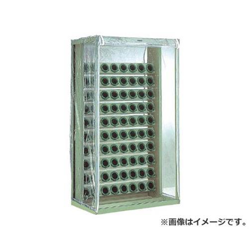 TRUSCO ツーリングラック 帯電防止カバー付 BT・NT50用 80個収納 VTL108B [r22]
