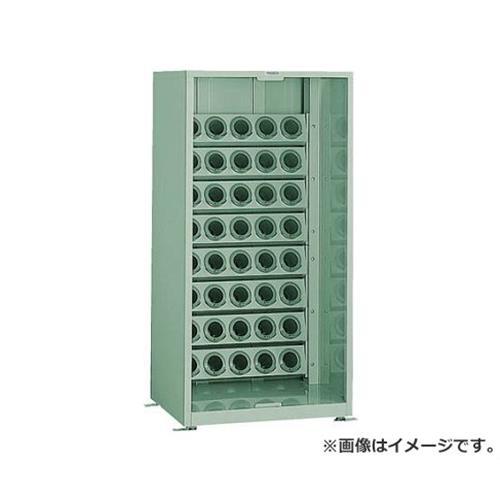 TRUSCO ツーリング保管庫 ホルダ40個 オープン ロック付 BT50 VTL1500 (BT50) [r22]