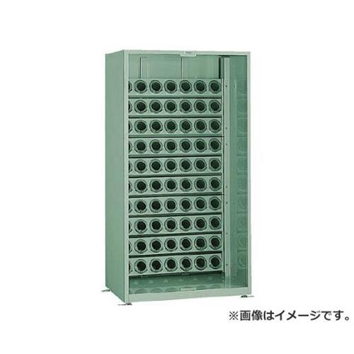 TRUSCO ツーリング保管庫 BT・NT40用X90個 オープン ロック付 VTL1800 (BT40) [r22]