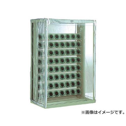TRUSCO ツーリングラック 帯電防止カバー付 BT・NT40用 80個収納 VTL810B [r22]