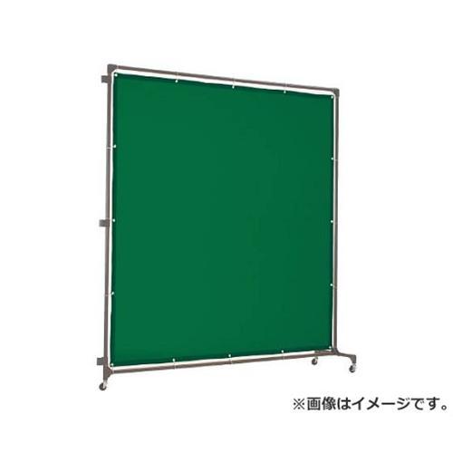 TRUSCO 溶接遮光フェンス 2020型接続 深緑 YFASDG [r20][s9-910]