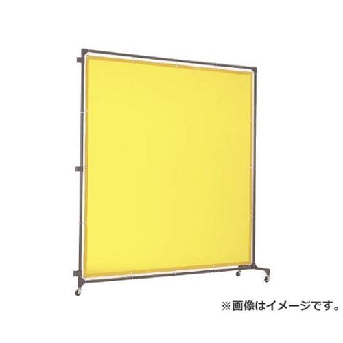 TRUSCO 溶接遮光フェンス 2020型接続 黄 YFASY [r20][s9-910]
