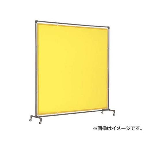 TRUSCO 溶接遮光フェンス 2020型単体 黄 YFAY [r20][s9-910]