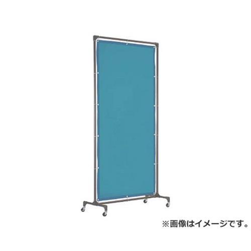 TRUSCO 溶接遮光フェンス 1020型単体 ブルー YFBB [r20][s9-910]