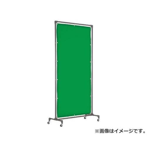 TRUSCO 溶接遮光フェンス 1020型単体 緑 YFBGN [r20][s9-910]