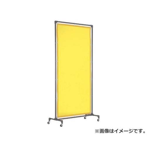 TRUSCO 溶接遮光フェンス 1020型単体 黄 YFBY [r20][s9-910]