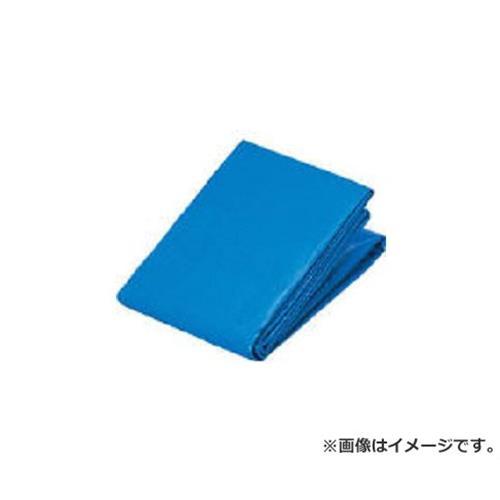 TRUSCO αブルーシート #1500 幅3.6mX長さ5.4m A3654 ×10枚セット [r20][s9-910]