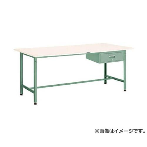 TRUSCO AE型作業台 1800X900XH740 1段引出付 AE1809F1 [r21][s9-920]