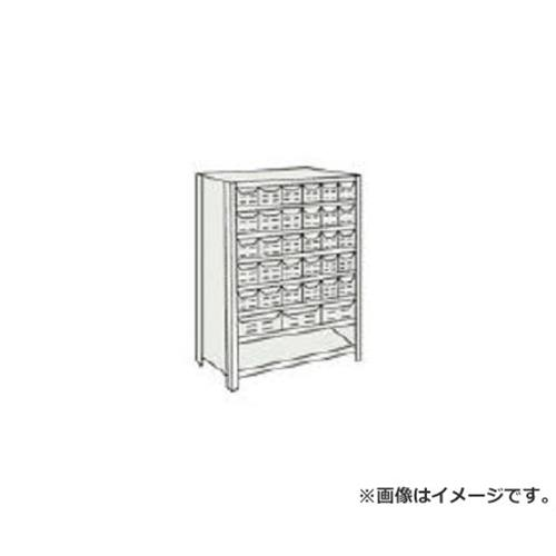TRUSCO 軽量150型背引出付棚 900X450XH1200 実段7 TLA43S78 [r20][s9-910]