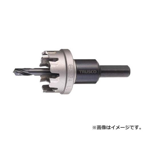 TRUSCO 超硬ステンレスホールカッター 110mm TTG110 [r20][s9-910]