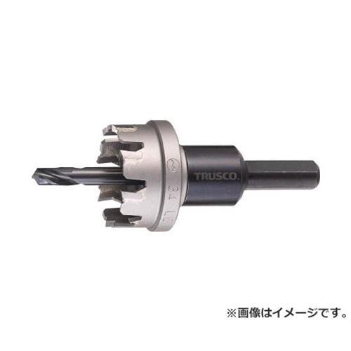TRUSCO 超硬ステンレスホールカッター 125mm TTG125 [r20][s9-832]