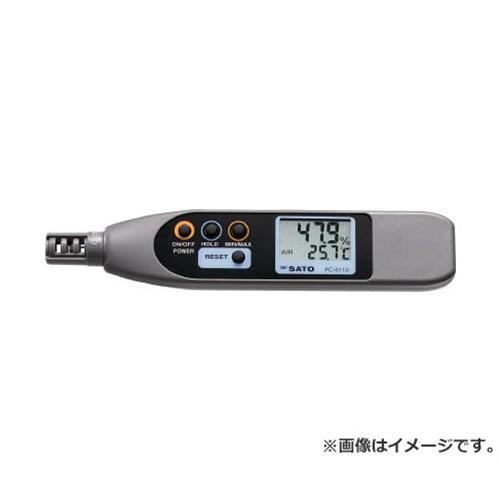 佐藤 ペンタイプ温湿度計 PC-5110 PC5110 [r20][s9-910]